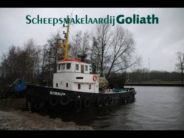 Sleepboot Borkum