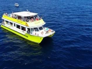 Sea Taxi Catamarans Power Cat 64