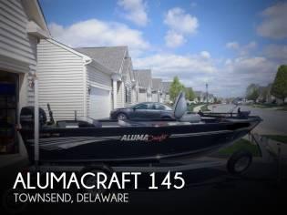 Alumacraft Escape 145 CS