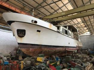 Custom Motor Yacht 14m