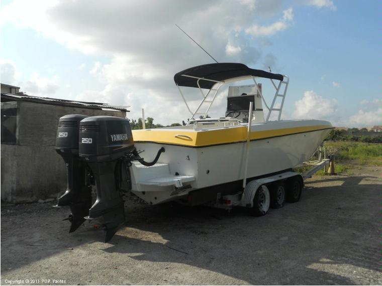 Offshore 32 Whitewater En Florida Barcos A Motor De