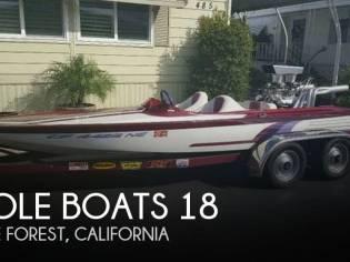 Cole Boats 18
