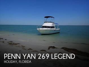 Penn Yan 269 Legend