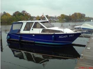 Gepflegtes Motorboot Ferstyle 870