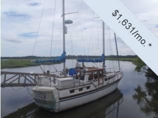 Sea Finn 411 Motorsailer