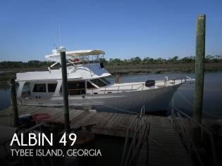 Albin 49 Extended Flybridge