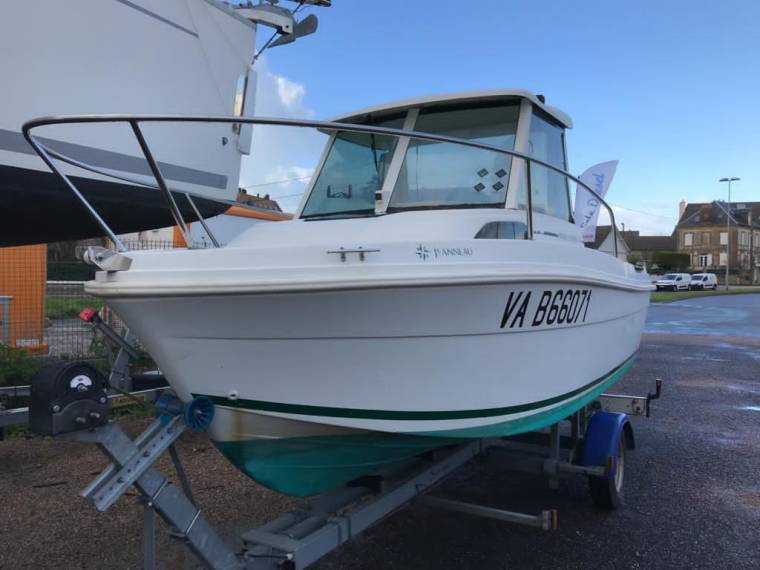 MERRY FISHER 530 HB Cabin
