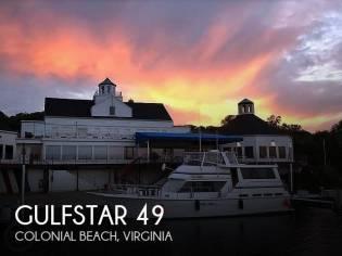 Gulfstar 49 MY