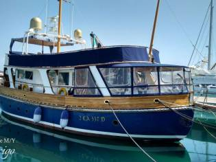 Imbarcazione d'epoca
