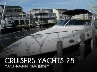 Cruisers Yachts 280 CXi Express