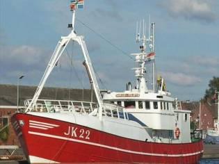 Motor Yacht northsea cutter