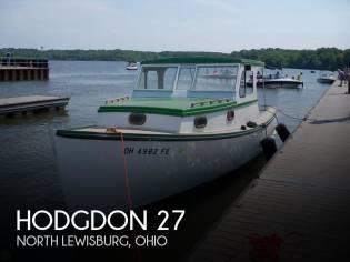Hodgdon 27