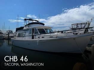 CHB Motor Yacht 46