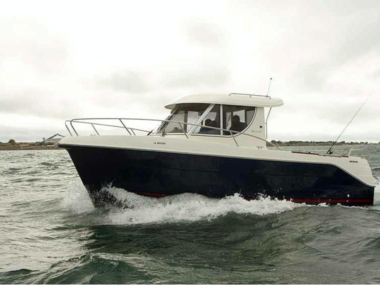 Quicksilver 280 arvor nuevo en venta 68494 barcos nuevos for Dimensiones cabina inodoro