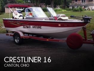 Crestliner 1650 Sport Angler
