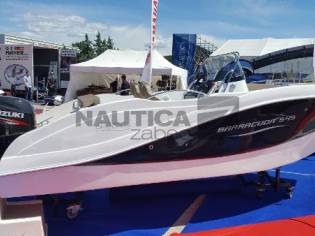 Okiboats Barracuda 545 Open