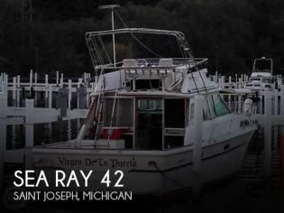 Sea Ray SRV 390