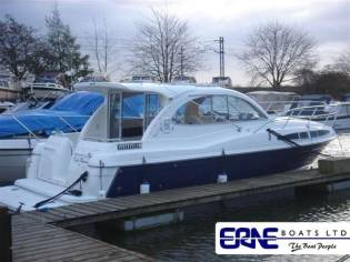 Erne Boats ISIS 920