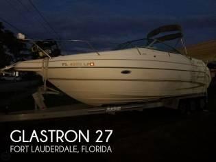 Glastron 27