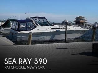 Sea Ray 390