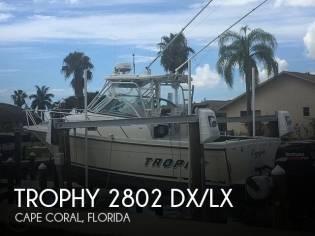 Trophy 2802 DX/LX