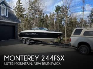 Monterey 244 FSX