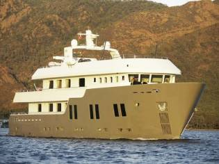 Custom Saba Yacht 35m