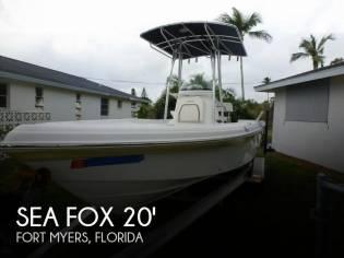 Sea Fox 205 Bay Fisher