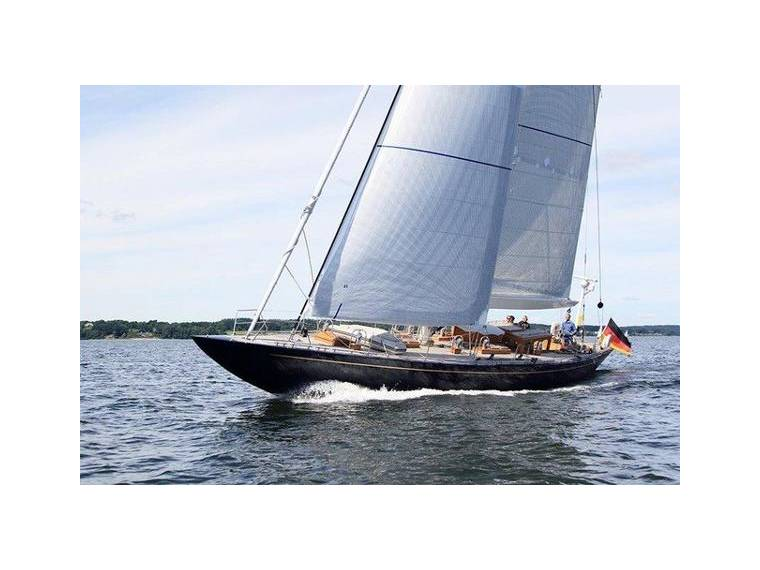 72 - Cutter Rigged Sloop