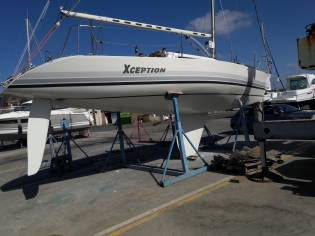 X yacht 3 4 TON