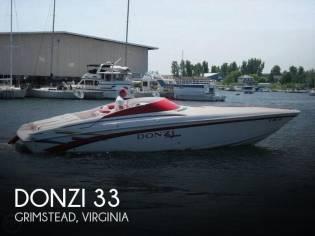 Donzi 33ZX Daytona