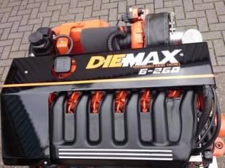 Diemax 220 HP / 260 HP DIESEL 6 cyl