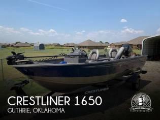 Crestliner 1650 Discovery