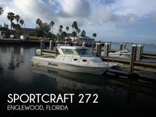 Sportcraft 272 Sportfisher