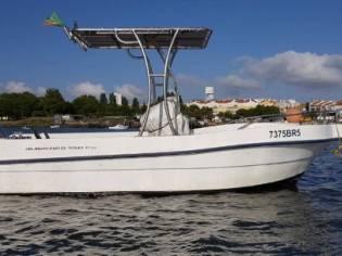 Albacora 550 pesca