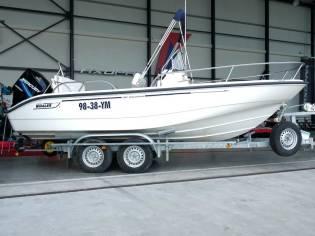Boston Whaler 180 Dauntless