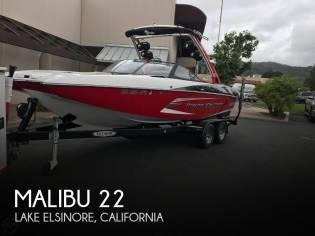 Malibu Wakesetter 22 MXZ