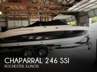 Chaparral 246 SSI