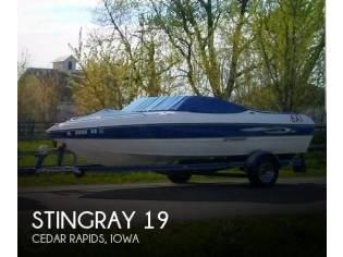 Stingray 195 LS