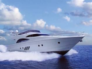 Dominator Yachts Dominator 62 S