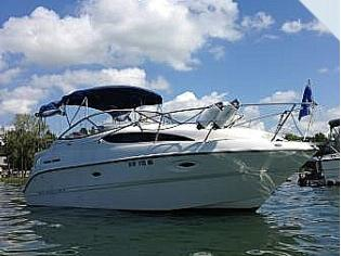 Bayliner 265 SB Cruiser