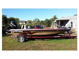 Nitor/Tracker Nitro Z-7 Bass Boat