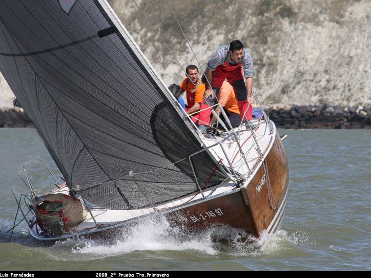 Dubois One Tonner En Vizcaya Veleros De Regata De Ocasi N 69516 Cosas De Barcos