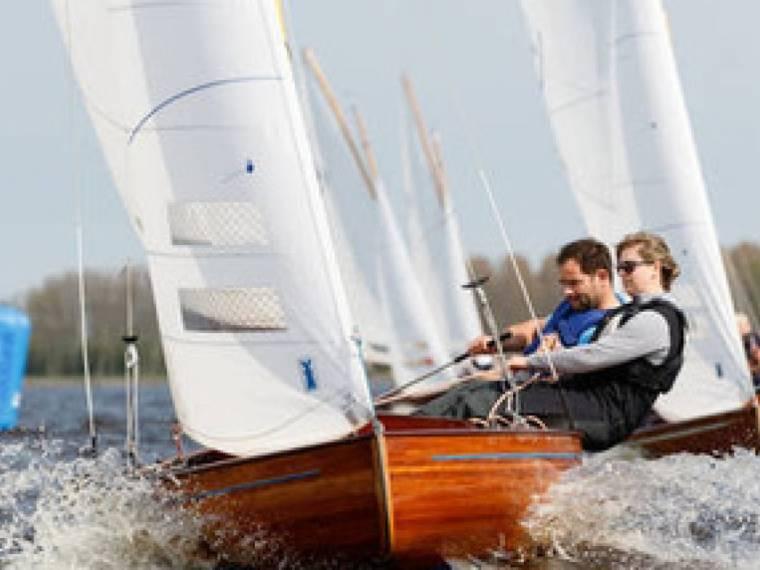16m2 Open Zeilboot