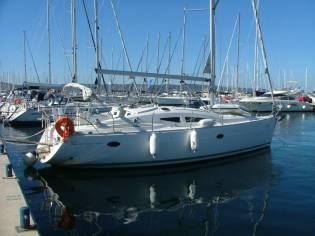 Elan yachting Slovenië Elan Impression 384