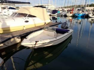 Barca Play Rover mt 4,80 + motore Yamaha F40 CETL