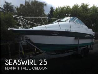 Seaswirl Cuddy 250 Aft
