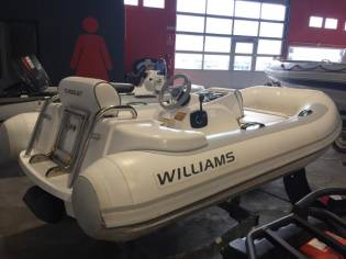 Williams Jet Tenders 285 Turbojet