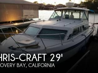 Chris-Craft Catalina 281