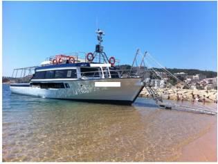 Custom Passenger Tourist Boat